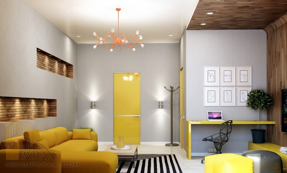 Yellow Design111