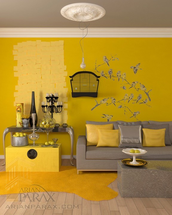 Yellow Design12