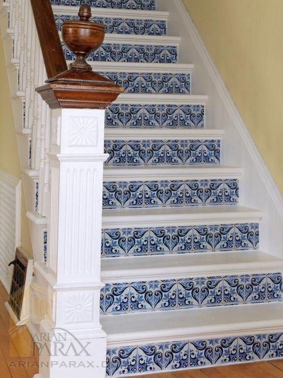 wallpaper stairs