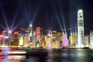 نور در شهر