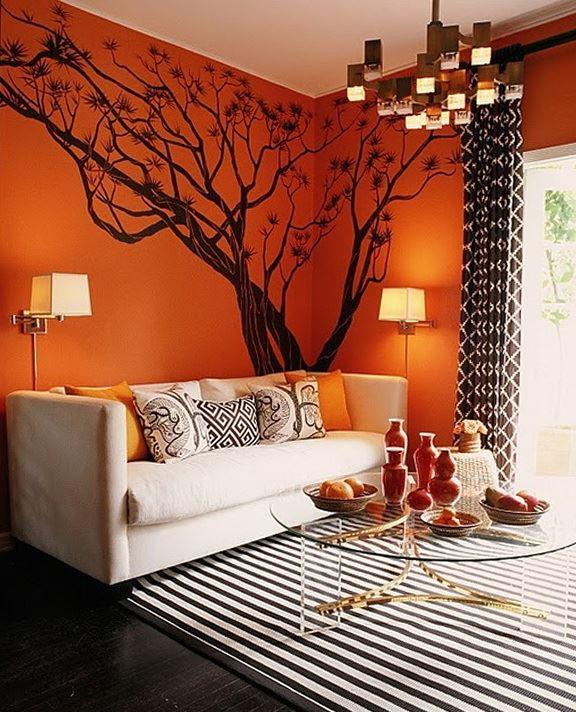 دیزاین نارنجی