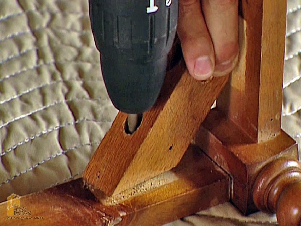 تعمیرات مبل و صندلی