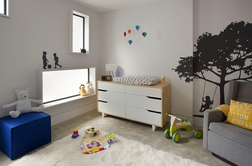ایده اتاق کودک