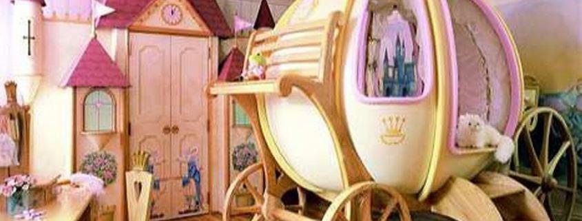 اتاق خواب سیندرلا