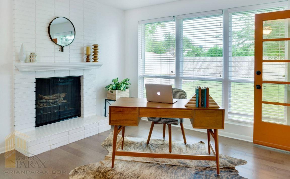 طراحي دفتر كار خانگي