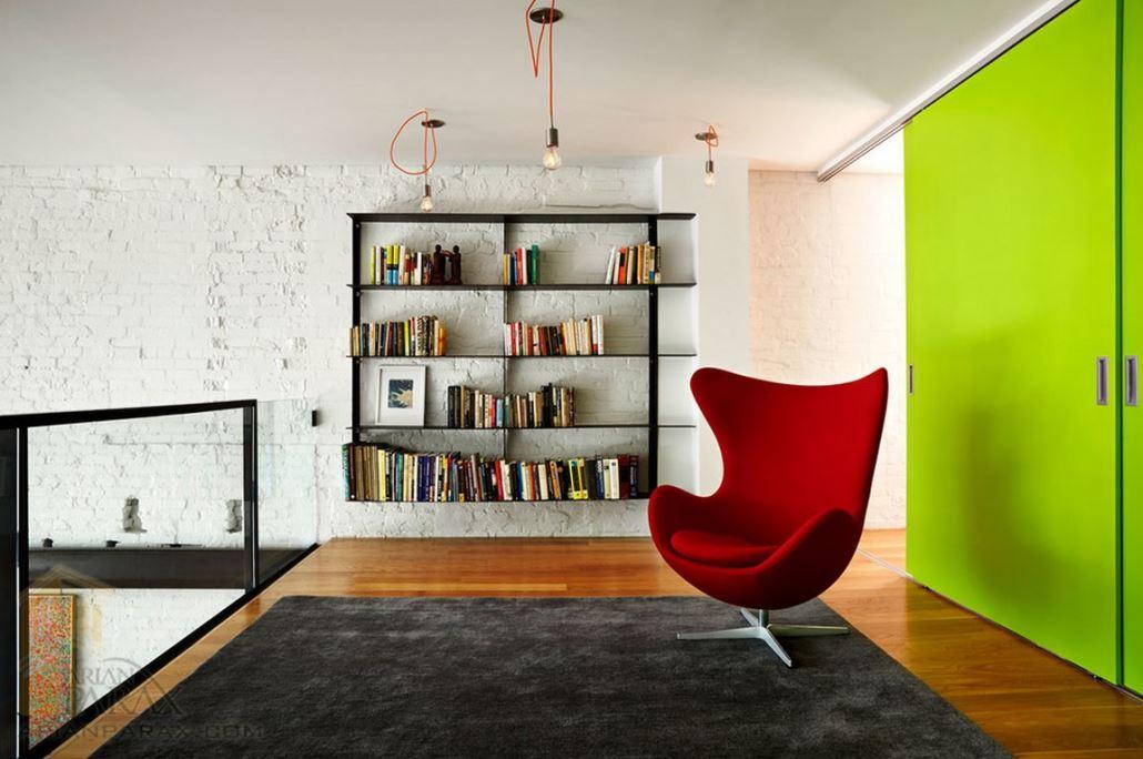 رنگ های خاص در دکوراسیون خانه