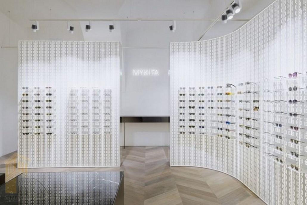 مغازه عینک سازی
