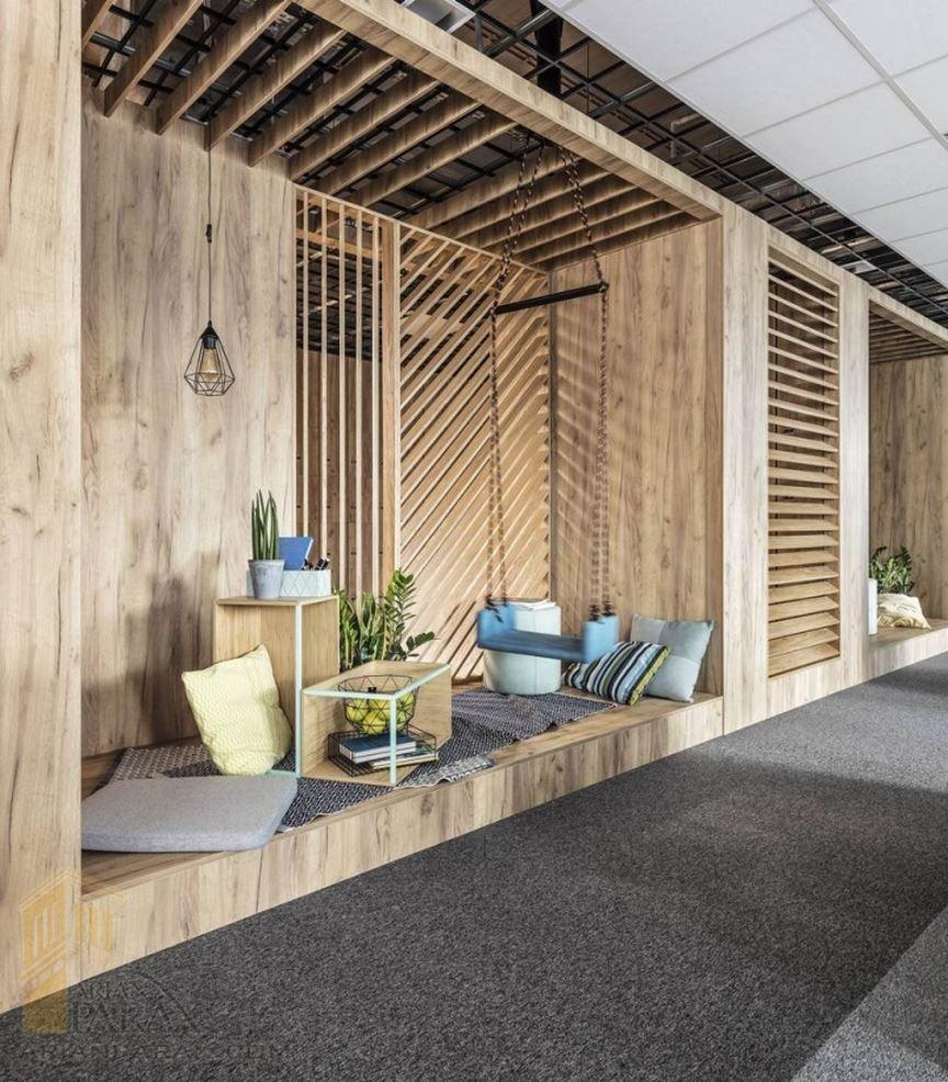 دکوراسیون داخلی دفتر کار ، طراحی معماری داخلی دفتر کار های
