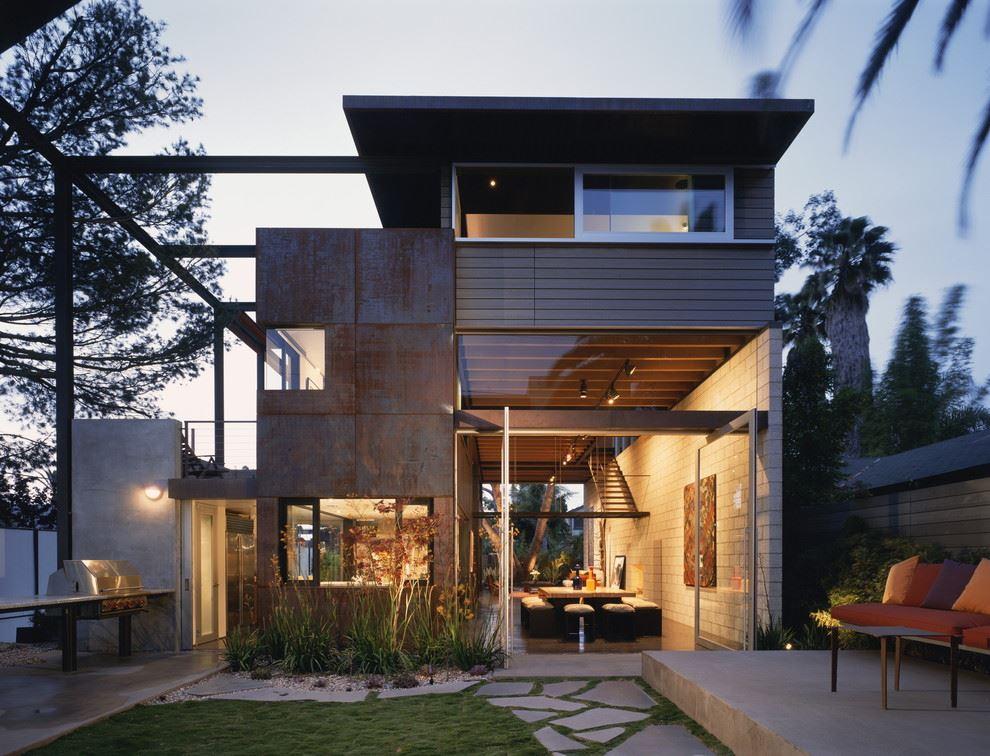 خانه های مدرن و شیک
