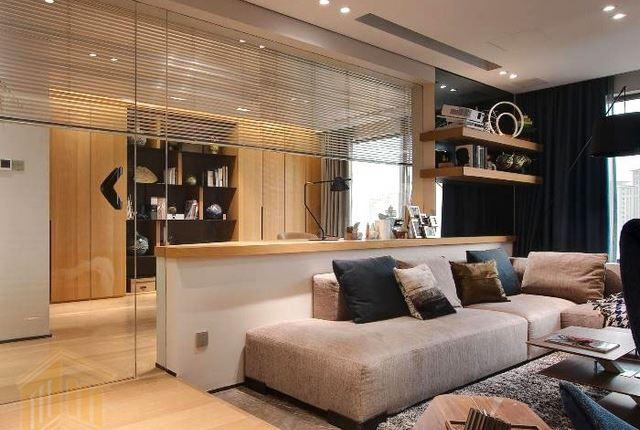 طراحی دکوراسیون خانه شیک و مدرن