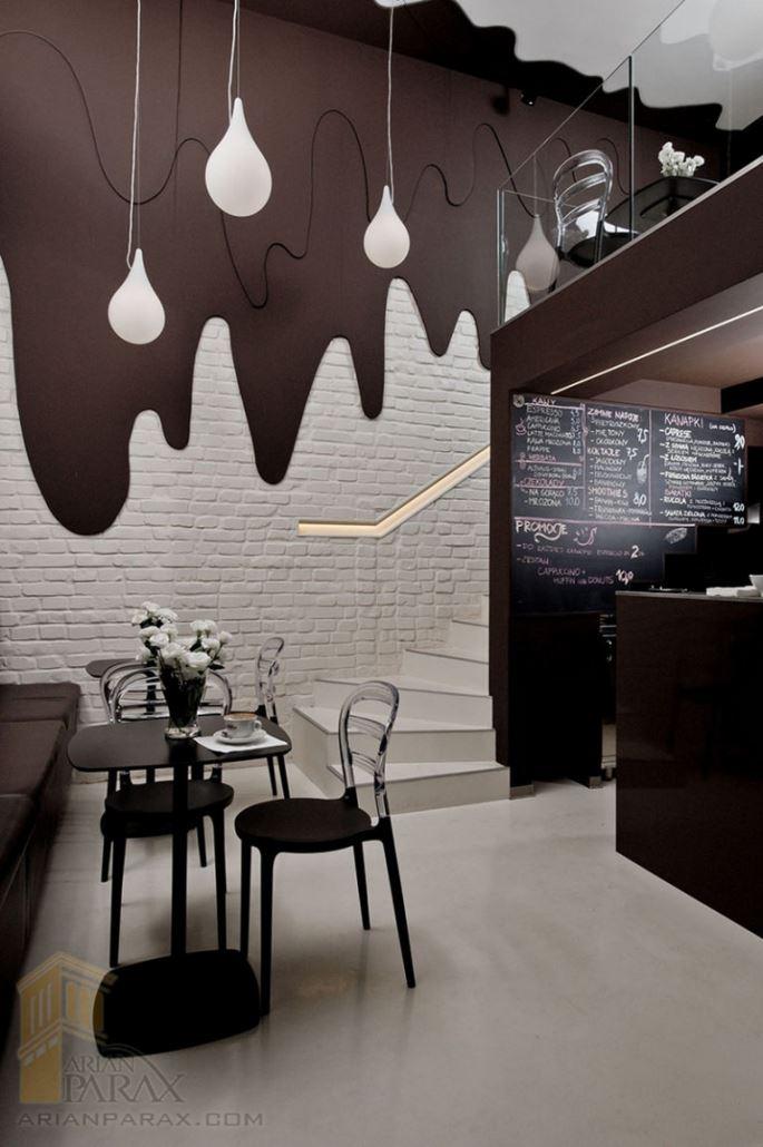 مغازه بستنی و شکلات