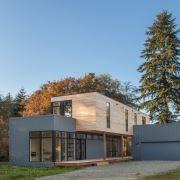 خانه های کم عرض مدرن