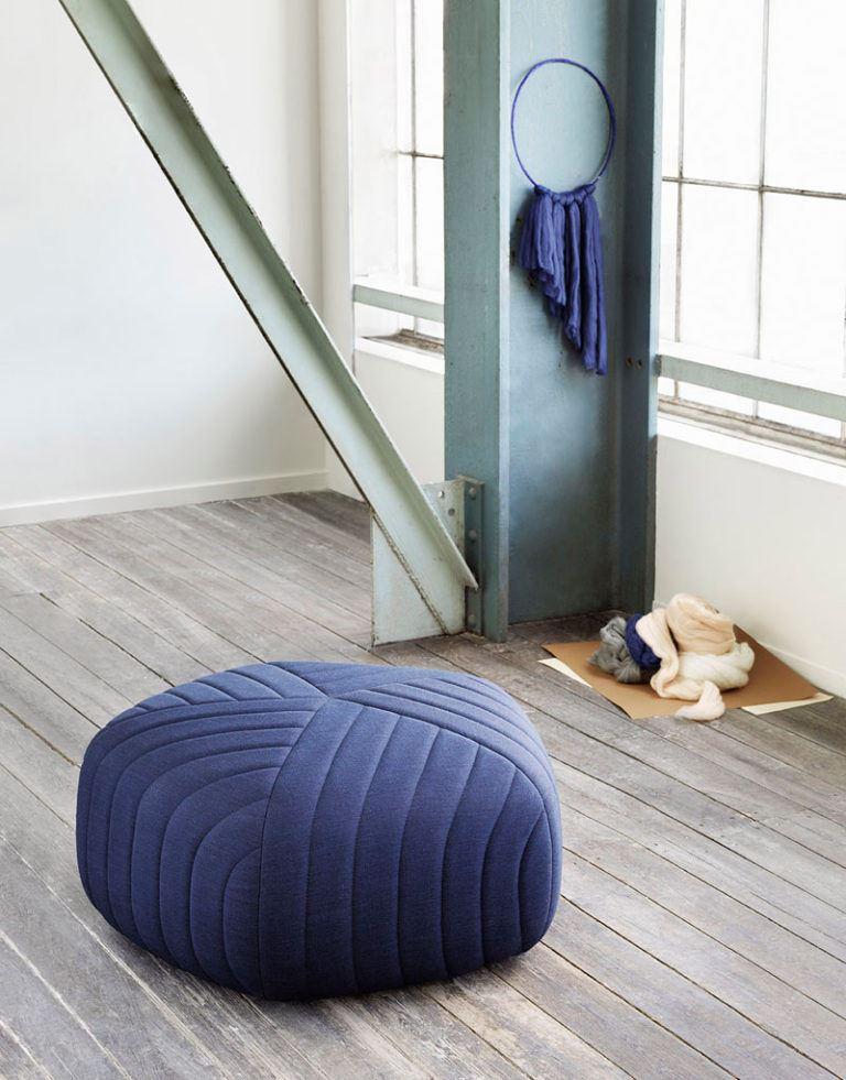 طراحی داخلی با رنگ آبی