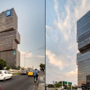 معرفی پروژه ساختمانی Americas 1500