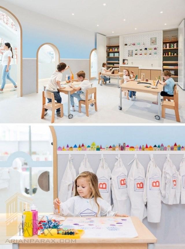 طراحی سالن بازی برای کودکان
