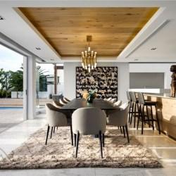 طراحی خانه ویلایی مدرن