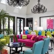 چه رنگی برای خانه مناسب است