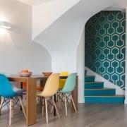 رنگ های مناسب برای دیوار منزل