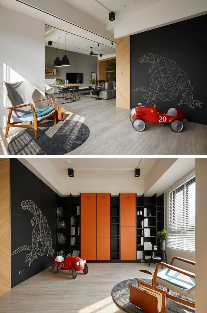 طراحی خانه آپارتمانی