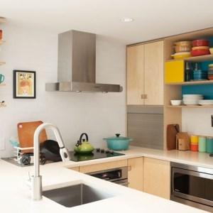 راه های افزایش فضا در یک آپارتمان کوچک