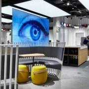 طراحی داخلی استودیوی نوآوری و تکنولوژی