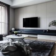 طراحی آپارتمان به سبک معاصر
