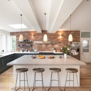 طراحی فضای غذاخوری برای آشپزخانه