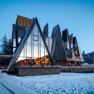 طراحی های معماری برنده جایزه A' Design Award & Competition