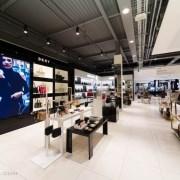 طراحی داخلی مجتمع تجاری مدرن