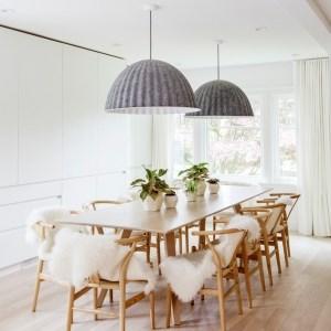 طراحی فضای سفید و آرامش بخش